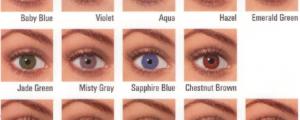 Contact Lenses 3